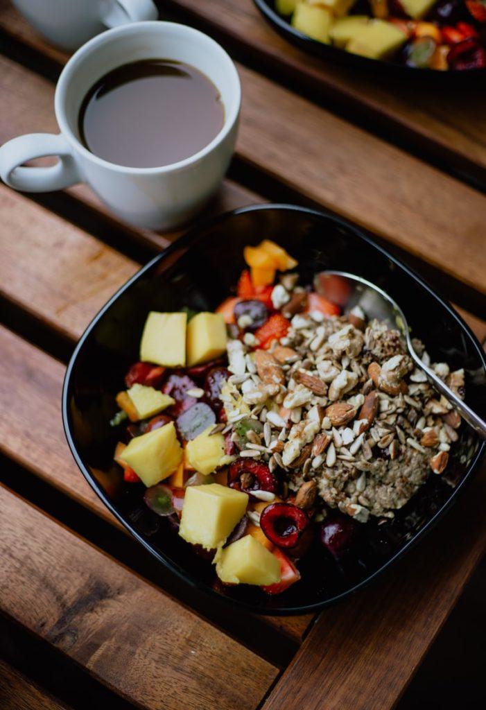 Almonds-nutrition