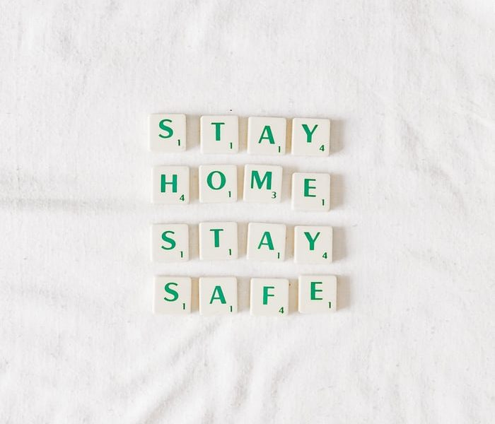 10 PRODUCTIVE THINGS TO DO AT HOME DURING COVID-19 PANDEMIC ; Stay home stay safe