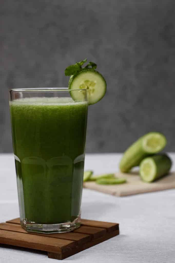 Cucumber-mint-drink-recipe