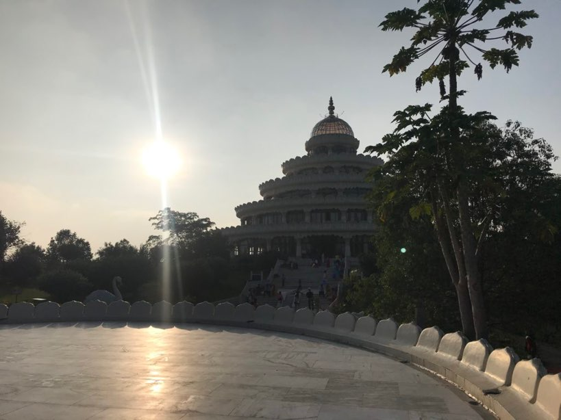 Vishalakshi-Mantap-in-afternoon
